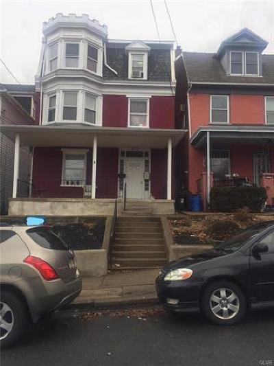 Easton Multi Family Home Available: 210 North 7