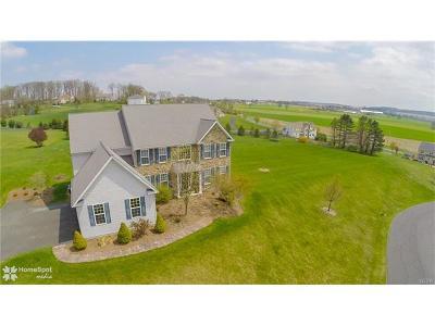 Lehigh County Single Family Home Available: 2917 Silver Creek Circle