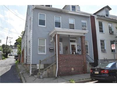 Easton Single Family Home Available: 1030 Ferry Street