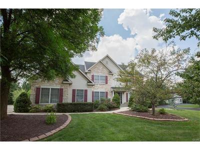 Lehigh County Single Family Home Available: 1052 Ricky Ridge Lane