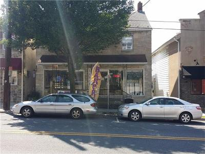 Northampton County Multi Family Home Available: 612 Main Street