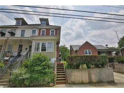 Easton Multi Family Home Available: 364 West Lincoln Street