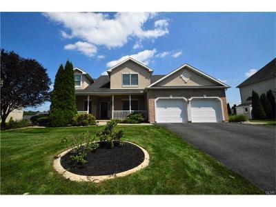 Northampton County Single Family Home Available: 1575 Stump Road
