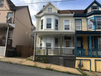 Easton PA Multi Family Home Available: $124,900