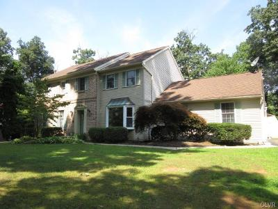 Lehigh County Single Family Home Available: 5379 Hanover Drive