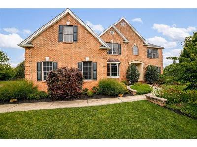 Lehigh County Single Family Home Available: 3225 North Bay Hill Drive