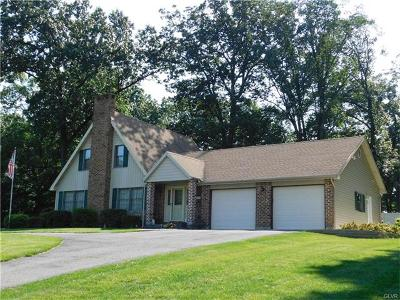 Northampton County Single Family Home Available: 521 Rosewood Drive