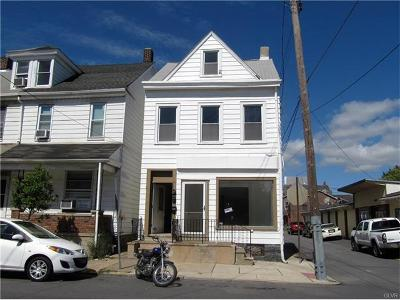 Easton Multi Family Home Available: 1229 Butler Street