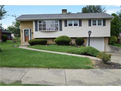 Bethlehem City Single Family Home Available: 1241 North Boulevard