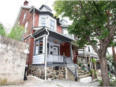 Bethlehem City Single Family Home Available: 714 Atlantic Street