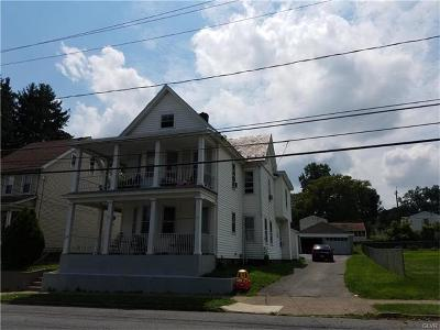 Bethlehem City Multi Family Home Available: 2172 Butztown Road