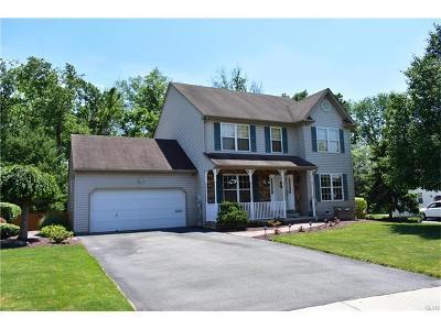 Lehigh County Single Family Home Available: 6007 Palomino Drive