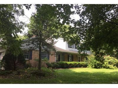 Northampton County Single Family Home Available: 760 East Macada Road