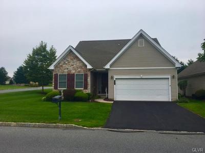 Northampton County Single Family Home Available: 2 Glenmoor Circle