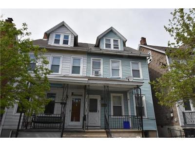 Bethlehem City Single Family Home Available: 711 East 5th Street