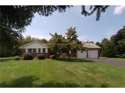 Northampton County Single Family Home Available: 1721 Lord Byron Drive