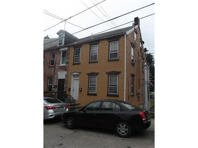 Allentown City Multi Family Home Available: 26 Liberty Street