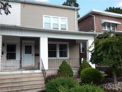 Bethlehem City Single Family Home Available: 332 Grandview Boulevard