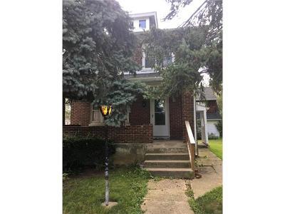Bethlehem City Single Family Home Available: 1401 Carlisle Street