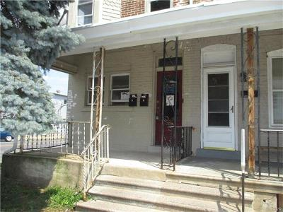 Allentown City Single Family Home Available: 753 North 8th Street #2