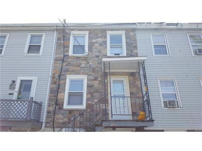 Allentown City Single Family Home Available: 232 East Walnut Street
