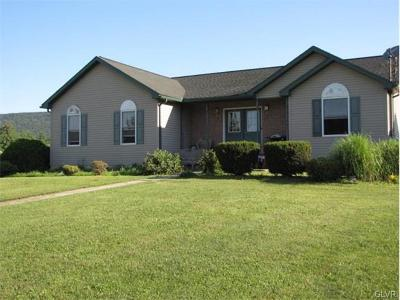 Lehigh County Single Family Home Available: 8659 Reservoir Road