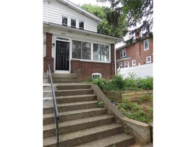 Lehigh County Single Family Home Available: 1835 Congress Street