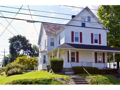 Lehigh County Single Family Home Available: 3748 West Walnut Street