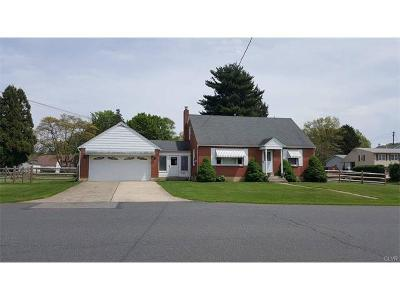 Lehigh County Single Family Home Available: 238 Mount Airy Avenue