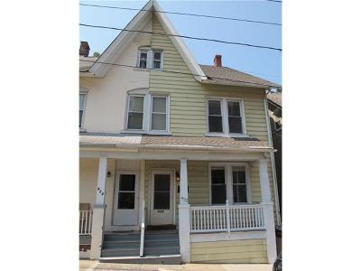 Bethlehem City Single Family Home Available: 422 Carlton Avenue