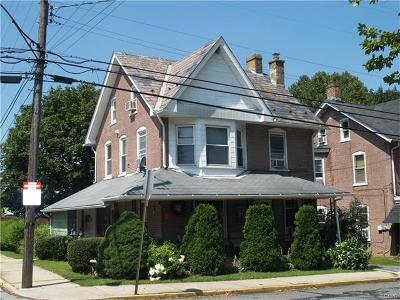 Lehigh County Single Family Home Available: 120 Race Street