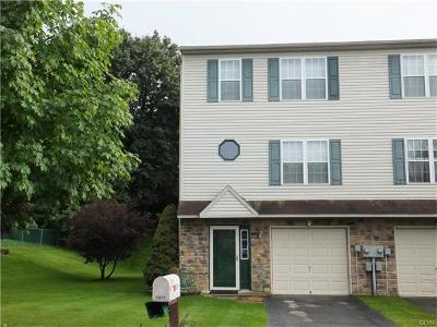 Lehigh County Single Family Home Available: 7378 Lincoln Court