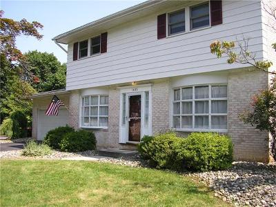 Northampton County Single Family Home Available: 1685 Mark Twain Circle