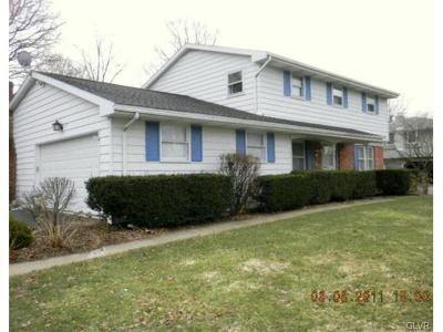 Lehigh County Single Family Home Available: 1263 Divot Drive