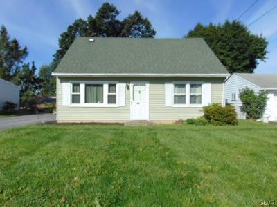 Easton PA Single Family Home Available: $134,000