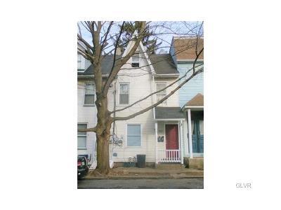Easton PA Single Family Home Available: $1,100