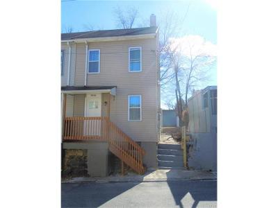 Easton PA Single Family Home Available: $1,050