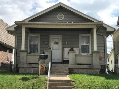 Easton PA Multi Family Home Available: $136,500
