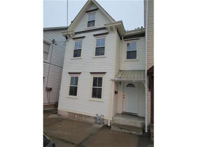 Easton PA Single Family Home Available: $76,500