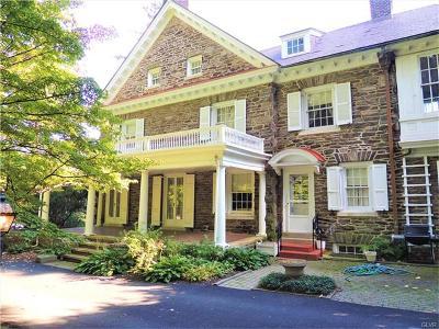 Easton PA Single Family Home Available: $635,000