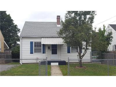 Allentown City PA Single Family Home Available: $109,900