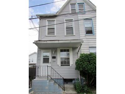 Easton PA Single Family Home Available: $60,000
