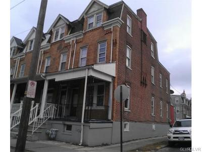 Allentown City PA Single Family Home Available: $114,900