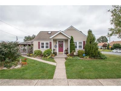 Allentown City PA Single Family Home Available: $159,900