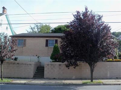Bethlehem City Single Family Home Available: 1434 East 6th Street
