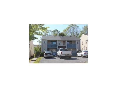 Allentown City PA Multi Family Home Available: $169,900