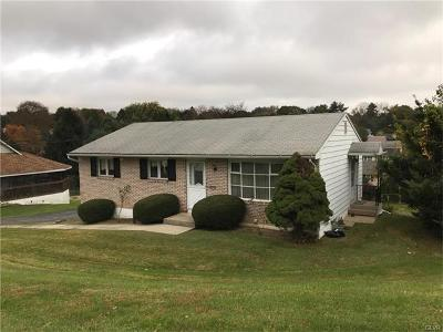 Easton PA Single Family Home Available: $225,000