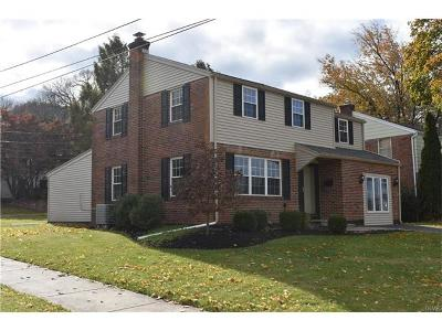 Allentown City PA Single Family Home Available: $249,900