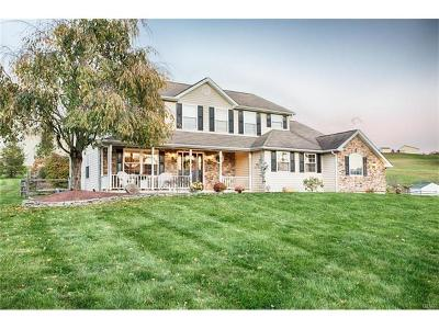 Single Family Home Available: 607 Rasleytown Road