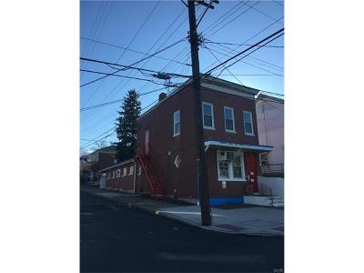 Easton PA Multi Family Home Available: $159,900